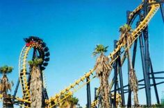 The World's Best Amusement Parks Best Amusement Parks, Camping Gifts, Park City, Cape Town, Touring, Places To See, South Africa, Road Trip, To Go