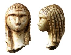 Venus of Brassempouy, 30,000 BC