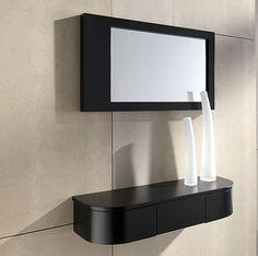 consola moderna mia material dm densidad media muebles realizados en dm lacado acabado en