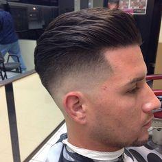 Men s Hair Haircuts Fade Haircuts short medium long Hair Trends 2015, Mens Hair Trends, Edgy Haircuts, Haircuts For Men, Short Hair Cuts, Short Hair Styles, High Fade Haircut, Hair Art, Men's Hair