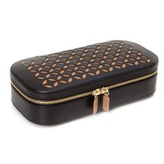 WOLF 301202 Chloe Zip Jewelry Case ** Tried it! Love it! Click the image.(This is an affiliate link and I receive a commission for the sales) : Travel accessories