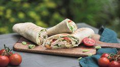 Naložte si zmes živín do tortilly s kuracím mäsom podľa Marcela. Lidl, Fresh Rolls, Ethnic Recipes, Food, Meal, Essen, Hoods, Meals, Eten