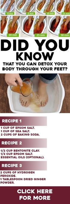 There is an ancient Chinese medication that can help you detox your body through your feet. This is since the Chinese system of reflexology tells that our feet have natural energy zones that are connected to the huge and important organ system in our body. This indicates that you can cleanse your entire body through Continue Reading