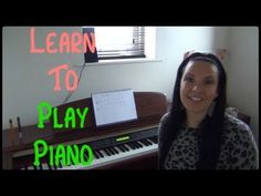 ▶ The *OFFICIAL* How to Play Piano-Lesson 1 & Intro. For Beginners & Children - YouTube