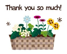 Cute Flower design Polite Example with GIF Animation Thank You Gifs, Thank You Wishes, Thank You Images, Thank You Quotes, Thank You Cards, Thanks Gif, Give Thanks, Birthday Messages, Birthday Wishes