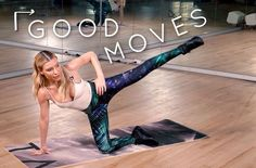 [Exclusive] Tracy Anderson's 6-minute abs workout | Well+Good