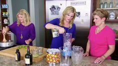 Get this all-star, easy-to-follow Frozen Sangarita recipe from Trisha Yearwood