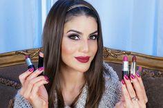 @Camilacfcoelho 's must have 5 fall lipsticks