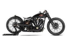 '94 Harley Softail – One Way Machine   Pipeburn.com