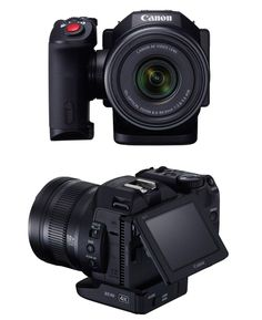 Canon is investing in 4k video with it's new Canon XC10 camera.