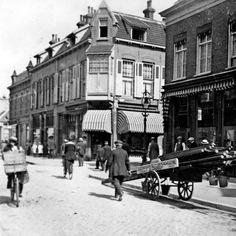Arnhem. De Hommelstraat omstreeks 1930