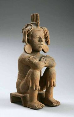 Xochipilli was the god of art, games, beauty, dance, flowers, and song in Aztec mythology.