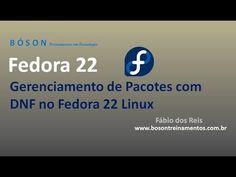 Gerenciamento de pacotes com #DNF no #Linux #Fedora 22