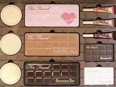 Chocolate Vault Too Faced Christmas 2017