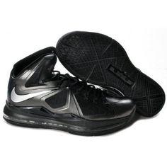 Amazon.com: Mens Nike Lebron X Basketball Shoes Bl ($228.95)