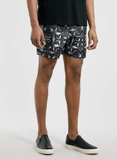Combining clean designs with trend led detailing. A Question Of Print Shorts are now £35 from Topman!