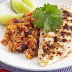 Meksikolainen riisi