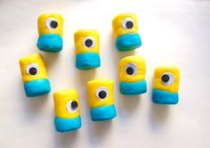 Despicable Play Dough Party Favors by happydohlucky on Etsy, $4.50