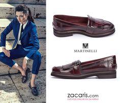 Zapato clásico #Martinelli con toque actual de #flecos #tendencia #mujer. Ideales para la #vueltaaltrabajo https://www.zacaris.com/articulos/100019114.htm