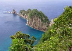 Tutuila coastline