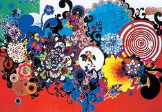 Arte Contemporânea   Beatriz Milhazes                                                                                                                                                      Mais