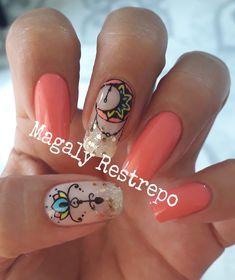 💅🏼❤💅🏼 Nail Decorations, Nail Designs, Nail Art, Nails, Makeup, Ideas, Nail Tutorials, Nail Art Designs, Nail Arts