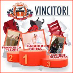 Vincitori Contest #ioNidodigrazia  Come sapete il nostro contest fotografico è terminato e oggi, grazie ai nostri giudici Raffaele Romanò, Stefano Giupponi ed Elena Farinelli , abbiamo conosciuto i 3 vincitori. Un bel podio, non c'è che dire. Tuttavia dobbiamo riconoscere che, oltre agli scatti vincenti,  tantissime erano le foto che ci hanno fatto emozionare! Grazie ancora a tutti voi, nostri affezionati clienti!  #contest #ioNidodigrazia #foto #vincitori