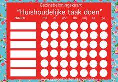 Schermpjes rooster - gratisbeloningskaart.nl