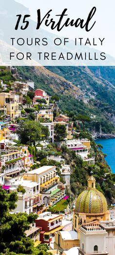 Virtual Travel, Virtual Tour, Tour Around The World, Virtual Field Trips, Italy Tours, Travel Videos, Walking Tour, Italy Travel, Places To See