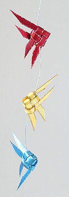 In Joy Rubber Stamps Blog: Mizuhiki Ribbon Fish