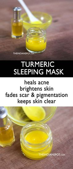 Turmeric's is one of the best pantry ingredients for clear skin and can be used for any skin type. It is rich in anti oxidants that help to deep clean pores,. Skin Care Regimen, Skin Care Tips, Organic Skin Care, Natural Skin Care, Organic Makeup, Natural Face, Anti Aging Skin Care, Natural Beauty, Bright Skin