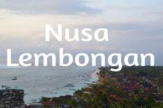 Nusa Lembongan, Indonésie