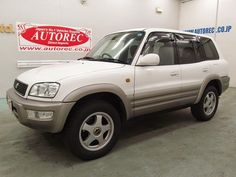 Japanese vehicles to the world: 1998 Toyota RAV4 L V 4WD for Zambia to Dar es sala...