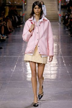 Miu Miu Fall 2014 Ready-to-Wear Collection on Style.com: Runway Review