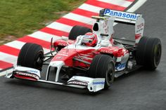 2009 GP Japonii (Kamui Kobayashi) Toyota TF109