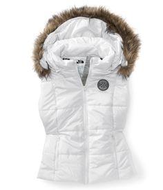 Aero 87 Hooded Puffer Vest