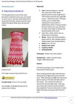 #ClippedOnIssuu from Crochet scarf designs cute crochet scarf patterns