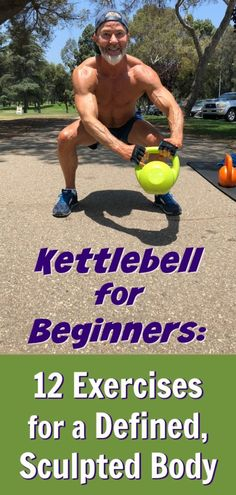 Exercise You can do a kettlebell workout almost anywhere – at home, at the gym, or outdoors. All you need is one simple kettlebell. These 12 exercise ideas should prove helpful as you create a more defined, more sculpted body. Long live the kettlebell! Fitness Hacks, Fitness Workouts, Fun Workouts, At Home Workouts, Fitness Motivation, Workout Exercises, Workout Tips, Workout Routines, Fitness Humor