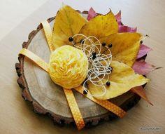 Jesienna ozdoba do domu