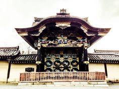 Nishi-Hongan-ji Temp