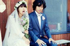 lee hyori and lee sang soon wedding #myrambles #myf2muse (っ◕‿◕)っ♥ //