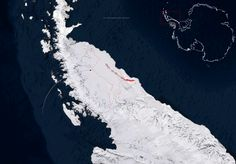 A rapidly advancing crack in Antarctica's fourth-largest ice shelf has scientists concerned that it is getting close to a full break.