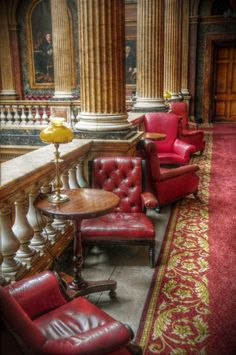 The Reform Club, London.