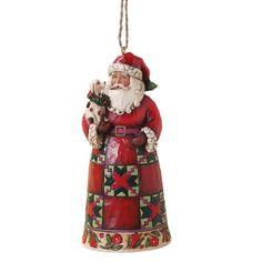 Enesco Jim Shore Heartwood Creek Santa with Puppy Ornament, 4-1/2-Inch Enesco http://www.amazon.com/dp/B007SU6R4I/ref=cm_sw_r_pi_dp_KX0Vtb1E2XCZ4PA4