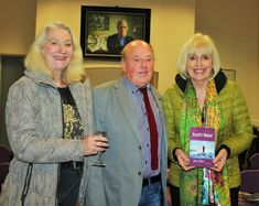 Out and About with Maria Nolan at Poetry Launch at Enniscorthy Library Library Books, My Books, Book Launch, Wombat, Poetry Books, Wordpress, Product Launch, Beauty