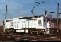 RailPictures.Net Photo: CR 1975 Conrail GM6C at Kearny, New Jersey by Jack D. Kuiphoff