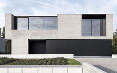 Francisca Hautekeete - architect Gent - minimalistische architectuur met een focus op leefbaarheid en woonervaring