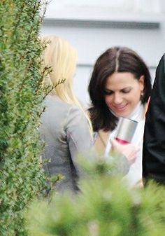 Lana Parrilla bts once upon a time
