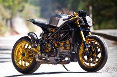 Alonzo Bodden's #Ducati #1198 #Streefighter
