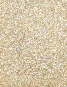 Gold Glitter Awesomeness